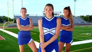 Download Will Megan Make the Cheer Team? Video