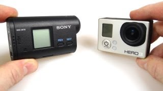 Download GoPro HD Hero3 White vs Sony HDR-AS10 - The ULTIMATE Action Cam REVIEW Video