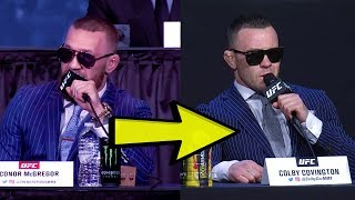 Download Fighters Trying to Imitate Conor McGregor Video