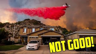 Download GIRLFRIEND HAS TO EVACUATE BECAUSE OF FIRE! #HolyFire Video