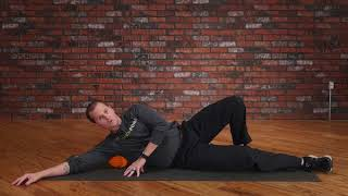 Download GRID Ball: How to Foam Roll Your Lats with a Massage Ball Video