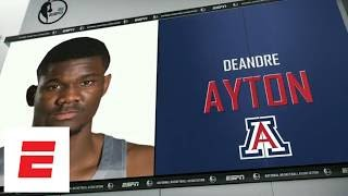 Download Breaking down the strengths and weaknesses of possible Suns No. 1 overall pick Deandre Ayton | ESPN Video