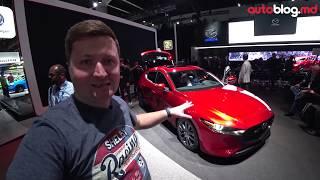 Download Los Angeles 2018: Noua generație Mazda 3 - prima impresie! Video