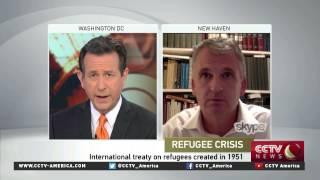 Download Timothy Snyder on Europe's refugee crisis Video