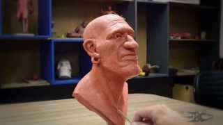 Download Sculpting Comic Style Bust 4hours Video