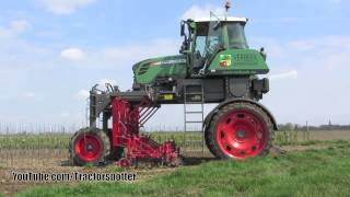 Download Special FENDT 310 Vario High Clearance - Hoeing apple trees Video