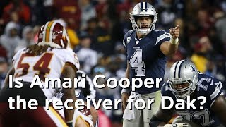 Download Dallas Cowboys make trade for Amari Cooper and the playoffs Video