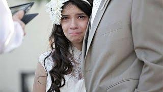 Download Niña ″se casa″ con 11 años en la boda ficticia mas emocionante del mundo Lloraras de emocion Video