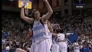 Download Argentina contra Estados Unidos 2004 semifinal últimos minutos (4) Video