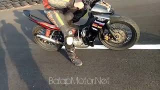 Download NGERIIII jupiter roadrace rasa moge 2 silinder Video