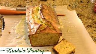 Download ~Lemon Lime Zucchini Bread With Linda's Pantry~ Video
