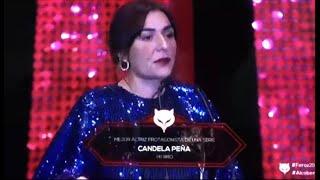 Download 🔴 Premio Feroz 2020 - MEJOR ACTRIZ PROTAGONISTA DE UNA SERIE – CANDELA PEÑA 🔴 Video