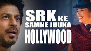 Download SRK के सामने झुका HOLLYWOOD || SHAHRUKH KHAN || ZERO || 2.0 Video