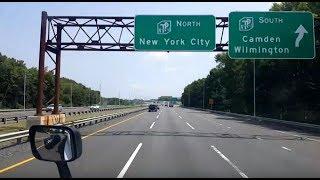 Download BigRigTravels LIVE! Philadelphia, PA to Secaucus, NJ I-276, NJ Turnpike Aug. 15, 2018 Video