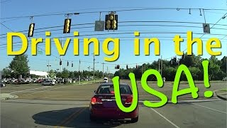 Download Driving in the USA for the first time - See what's different. Video