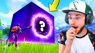 Download What's INSIDE the CUBE? - Fortnite NEW DISCOVERY! Video