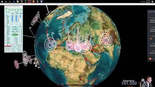 Download 3/28/2017 - M7.0 (M6.6) strikes Pacific - West Coast USA, Japan, Indonesia on watch Video