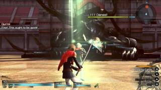 Download Final Fantasy type 0 HD gameplay - PS4 Video