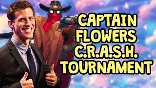 Download The Captain Flowers C.R.A.S.H. Tournament Video