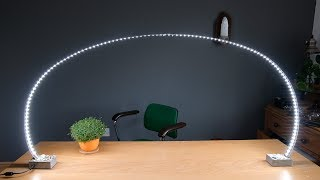 Download 3 inventive lighting projects using LED strips Video
