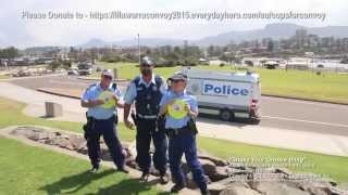 Download NSW Police 'Shake Their Groove Thing' for Camp Quality Video