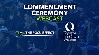 Download Florida Gulf Coast University Commencement Morning Video