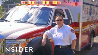 Download What It's Like To Be The FDNY's First Woman And Out Gay EMS Chief Video
