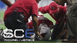 Download David Johnson's wrist injury: Bigger impact in reality or fantasy? | SC6 | ESPN Video