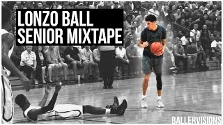 Download Lonzo Ball OFFICIAL Senior Year Mixtape | #1 PG In the NATION! Video