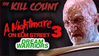 Download A Nightmare on Elm Street 3: Dream Warriors (1987) KILL COUNT Video