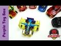 Download 제트, 터닝메카드W 시즌2 장난감 고브 디스크 캐논 Mecard Mini Car Transformer Toys Video
