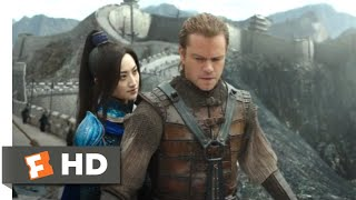 Download The Great Wall (2017) - Learning to Trust Scene (4/10) | Movieclips Video