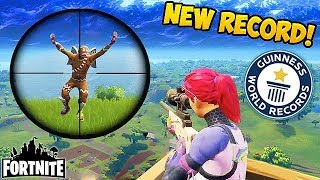 Download *NEW* WORLD RECORD SNIPE! - Fortnite Funny Fails and WTF Moments! #146 (Daily Moments) Video