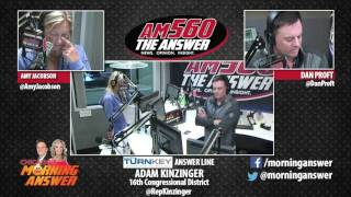Download Chicago's Morning Answer - Adam Kinzginger - June 20, 2017 Video