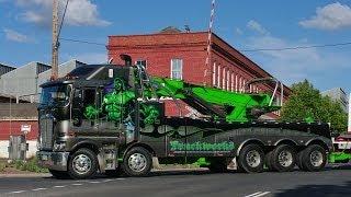 Download TruckWorks Kenworth K200 Incredible Hulk at Castlemaine Video