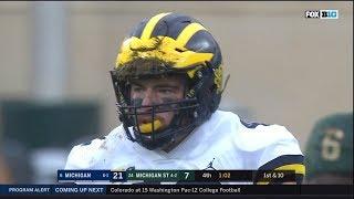 Download 2018 Michigan Football Highlights at Michigan State Video