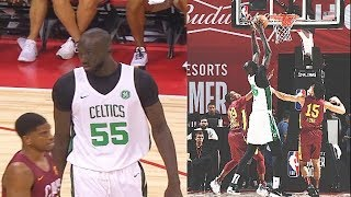 Download Tacko Fall Makes NBA Players Look Like Kids In 2019 NBA Summer League! Celtics vs Cavaliers Video