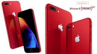 Download Product RED iPhone 8 & 8 Plus Released! Video