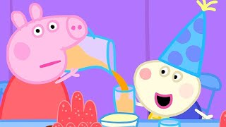 Download Kids Videos | Peppa Pig Takes Care of The Little Ones | Peppa Pig Official | 4K | New Peppa Pig Video