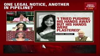 Download Dragged To Court By MJ Akbar, Women Scribes Rally Together | People's Court Video