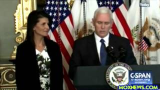 Download Vice President Mike Pence Swears In Nikki Haley To Be The U.S. Ambassador To The United Nations Video