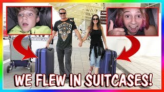 Download WE FLEW TO CA IN SUITCASES! | We Are The Davises Video