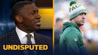 Download Shannon Sharpe on reports Packers QB Aaron Rodgers will start Week 15 vs Carolina | UNDISPUTED Video