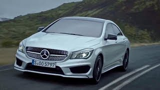Download 2013 New Mercedes CLA In Detail First Commercial New Coupe 2014 Carjam TV HD Car TV Show Video