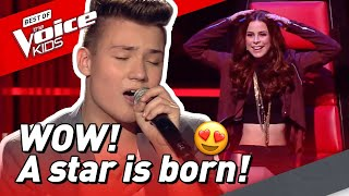Download 14-Year-Old gives UNFORGETTABLE AUDITION in The Voice Kids Video