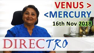 Download Venus Direct, Mercury Retrograde TODAY: Remember the Mantra - Haste Makes Waste Video