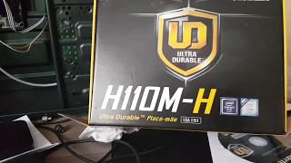 Download Atualizar Bios da Placa mãe GA-H110M-H DDR4 Para 7°Geração . Video