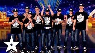 Download Синхронный танец от коллектива Un Ex Feel - Україна має талант-6 - Кастинг в Днепропетровске Video