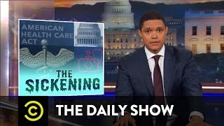 Download Republicans Can't Get Their S**t Together on Health Care: The Daily Show Video