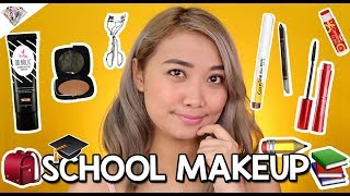 Download TIPID BACK TO SCHOOL MAKEUP | LAHAT LESS THAN PHP 250! FRESH MAKEUP LOOK FOR STUDENTS | Video